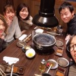 ☆7thご飯会は焼肉☆
