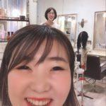 ☆のびのびな前髪のセルフメンテナンス☆