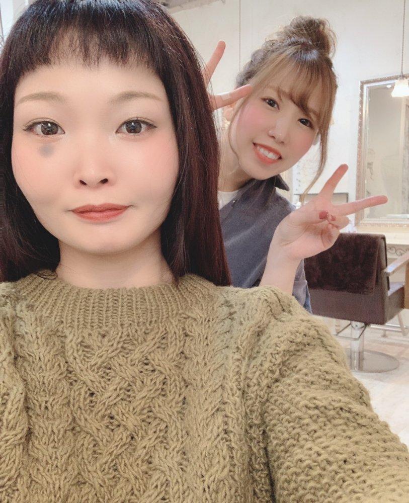 香川県,高松市,美容室,SHARE,柴野愛奈,ママ美容師,前髪カット