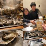 ☆牡蠣焼き☆