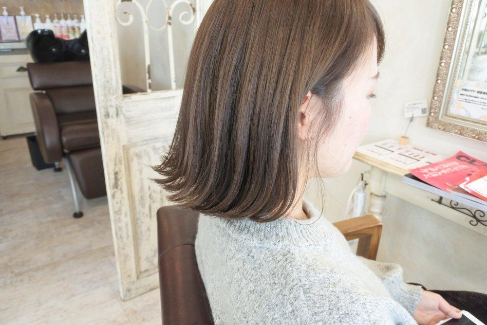 高松美容室,香川美容室,ママ美容師,柴野愛奈