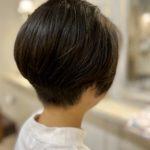 ☆刈り上げ女子☆