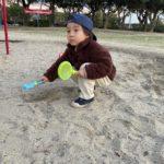 お休みの日に臨海公園🌳
