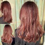 秋Styleはピンクカラーでイメチェン+*